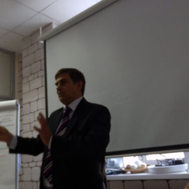 Открытие Ростовской Школы Логистики